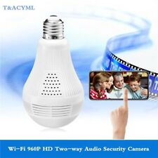 Security Camera 960P HD video Bulb Wireless Home Security Surveillance