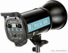 QUADRALITE (EX QUANTUUM) PULSE 300 FLASH TORCIA DA STUDIO 300W ANELLO BOWENS