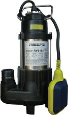 Reefe Submersible pump