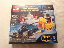 LEGO DC Universe Super Heroes Batman The Penguin Face off (76010) New