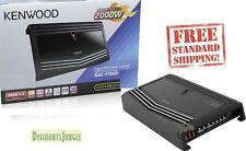 BRAND NEW Kenwood KAC-9106D kac9106d 2000W Monoblock Class D Car Amplifier