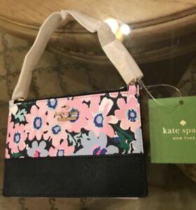 Gorgeous! Kate Spade NWT new york cameron street caroline wrislet wallet Floral