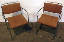 Stahlrohr Stuhl | Palast der Republik | DDR Design | H Fiedler, H Heyder