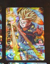 DRAGON BALL Z GT DBZ HEROES GOD MISSION CARD PRISM CARTE HGD3-56 SR DBH JAPAN **