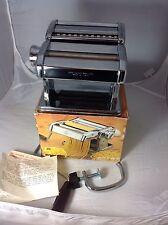ATLAS MARCATO PASTA NOODLE MAKER MACHINE MODEL 150 POLYMER CLAY