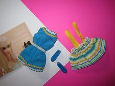 Barbie Vintage SKIPPER Complete Outfit RIK RAK RAH #1733 Exc Free Shipping USA