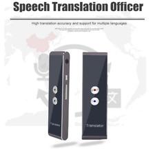 Smart Instant Voice Translator 40+ Languages Speech Interactive Translation Tool
