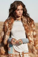 Spell Designs The Nomad Faux Fur Jacket- Size S/M