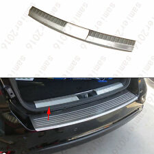 STAINLESS REAR BUMPER PROTECTOR BOOT SILL COVER TRIM FOR DODGE JOURNEY 2013-2016