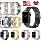 Apple Watch Series 3/2/1 Stainless Steel Wrist Band Clasp For iWatch 38mm/42mm