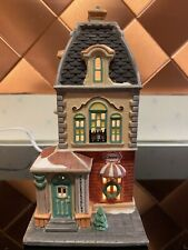 department 56 christmas in the city Haberdashery