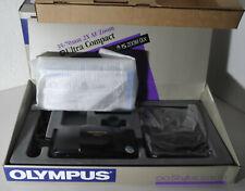 Olympus ∞ Stylus Zoom DLX 35-70mm p&s camera w/ quartz date, unused in its box