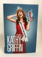 """Kathy Griffin SIGNED Book """"Official Book Club Selection"""" - 1st Ed/Print - Comedy"""