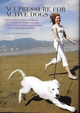 Animal Wellness magazine Canine fitness trends Bald Akitas DNA Chinese herbs