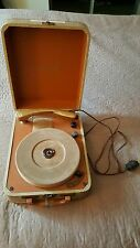 Columbia Model 312 Record Player 78,45,331/3,Speeds Complete Project/Parts
