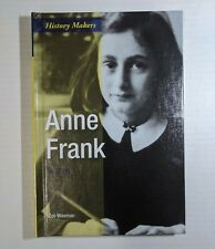 Anne Frank: Writer (History Makers) by Zoë Waxman H/C history