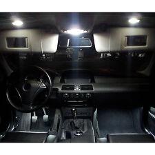 SMD LED Innenraumbeleuchtung Fiat 500 ab 2007 Xenon Weiss Innenbeleuchtung Set