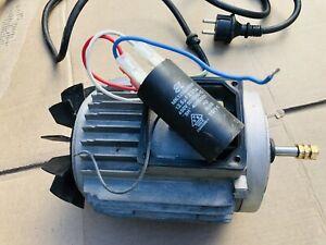 Elektromotor mit Kondensator und Stecker 220V 50 Hz, 800W