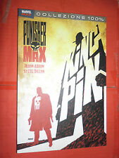COLLEZIONE 100 % MARVEL PUNISHER MAX N° 18 KINGPIN -max comics di: jason aaron