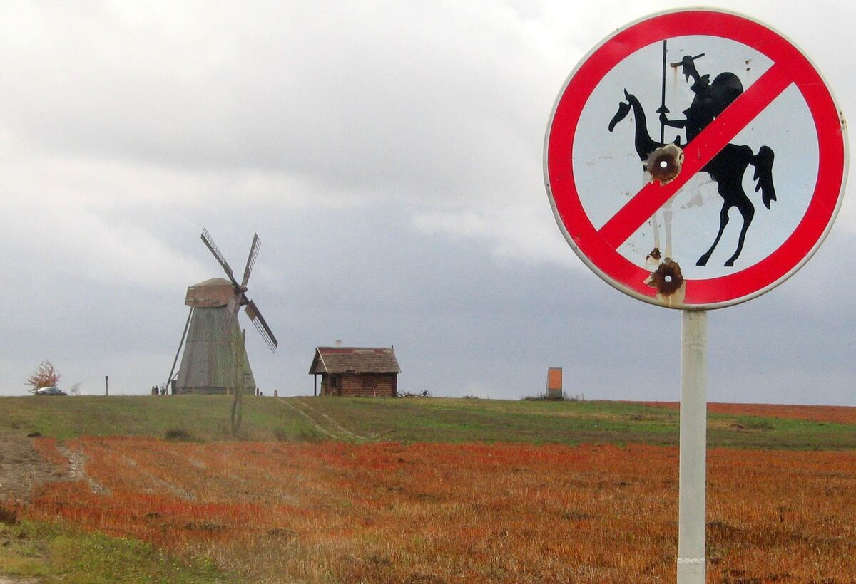 From Somewhere In La Mancha