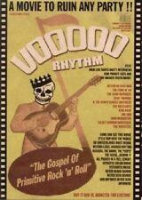 VOODOO RHYTHM - THE GOSPEL OF PRIMITIVE ROCK'N'ROLL  DVD  GARAGE ROCK  NEU