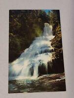Vintage Postcard - Waterfall Scene - Dingmans Falls Pennsylvania  Unposted #759