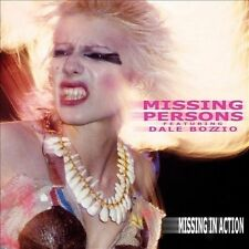 Dale ) Missing Persons ( Bozzio Missing In Action vinyl LP NEW sealed