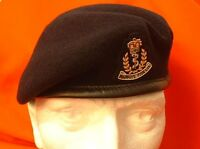 Quality Officer Royal Army Medical Corps Beret + RAMC Bullion Wire Badge