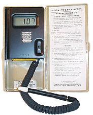 Digital Tire Pyrometer, Check-it Electronics 0316 Pyrometer car racing
