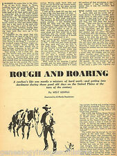101 Ranch Tales, Genealogy of all names listed in index