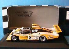 RENAULT ALPINE A442B #2 WINNER LE MANS 1978 PIRONI JAUSSAUD MINICHAMPS 430781102