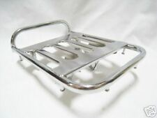HONDA C50 C65 C70 C90 REAR CHROME LUGGAGE RACK (A)