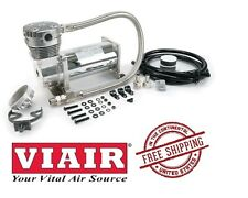 VIAIR 150PSI 2.95CFM 400 Series 420C 12V Compressor Universal Fit 42042 Chrome