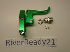 Sea-Doo Green Billet Finger Throttle & Adapter gtx rxp xp sp spx di hx di 4tec