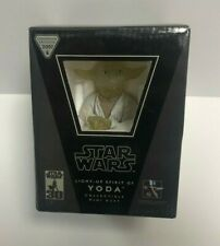 Light-Up Spirit of YODA Star Wars 2007 Gentle Giant Convention Only Mini Bust