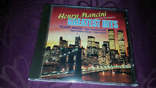 CD Henry Mancini and his Orchestra / Greatest Hits - Album 1989