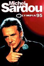 "DVD ""MICHEL SARDOU OLYMPIA 95"" NUEVO EN BLÍSTER"