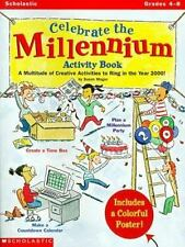 paperbck:Celebrate the Millennium Activity Book-Creative activities ring in year