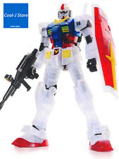 BANDAI  THE ART OF GUNDAM MEGA SIZE MODEL 1/48 RX-78-2 COLOR CLEAR LIMITED MODEL