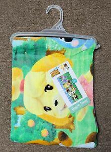 "Animal Crossing New Horizons 28"" x 58"" Cotton Beach Towel Nintendo new"