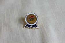 "PIZZA HUT RESTAURANT ""Best of the Best""  Collectible Enamel Lapel or Hat Pin"