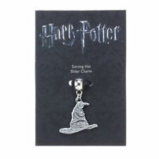 Official Harry Potter Jewellery by The Carat Shop Sorting Hat Slider Charm HP0006
