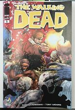 WALKING DEAD #1 Nashville 2015 Wizard World Comic Con Exclusive Variant Opena