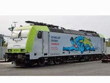 Trix T22653 Elektrolok BR 185.2 150 Jahre HH Hafenbahn Captrain Digital Sound H0