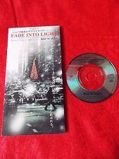 "BOZ SCAGGS / FADE INTO LIGHT / 3"" JAPAN JAPANESE SINGLE mini CD / UK Despatch"