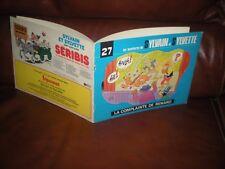 SYLVAIN ET SYLVETTE SERIE 3 N°27 LA COMPLAINTE DE RENARD -EDITION ORIGINALE 1985