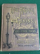 Love Among The Gaming And Other Poems 1877