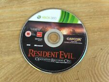 Resident Evil: Operation Raccoon City (Microsoft Xbox 360) Disc Only