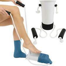 Vive Sock Aid - Easy On And Off Stocking Slider - Donner Pulling Assist Device