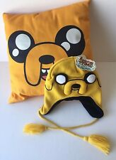 Official Adventure Time Jake Pillow and Winter Hat